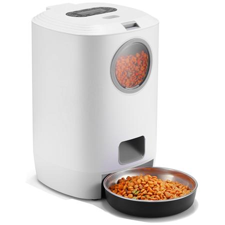 Automatyczny podajnik karmy dla psa kota 4,5 L